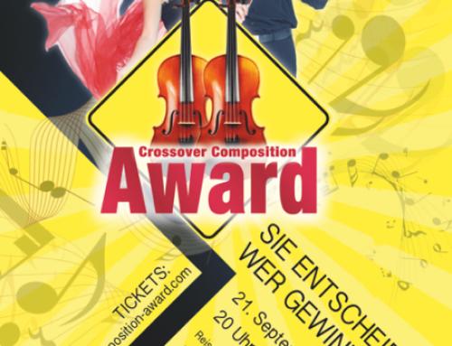 Finalisten des Crossover Composition Award 2012 stehen fest