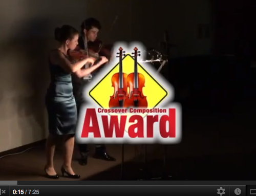 (English) Video Crossover Composition Award online