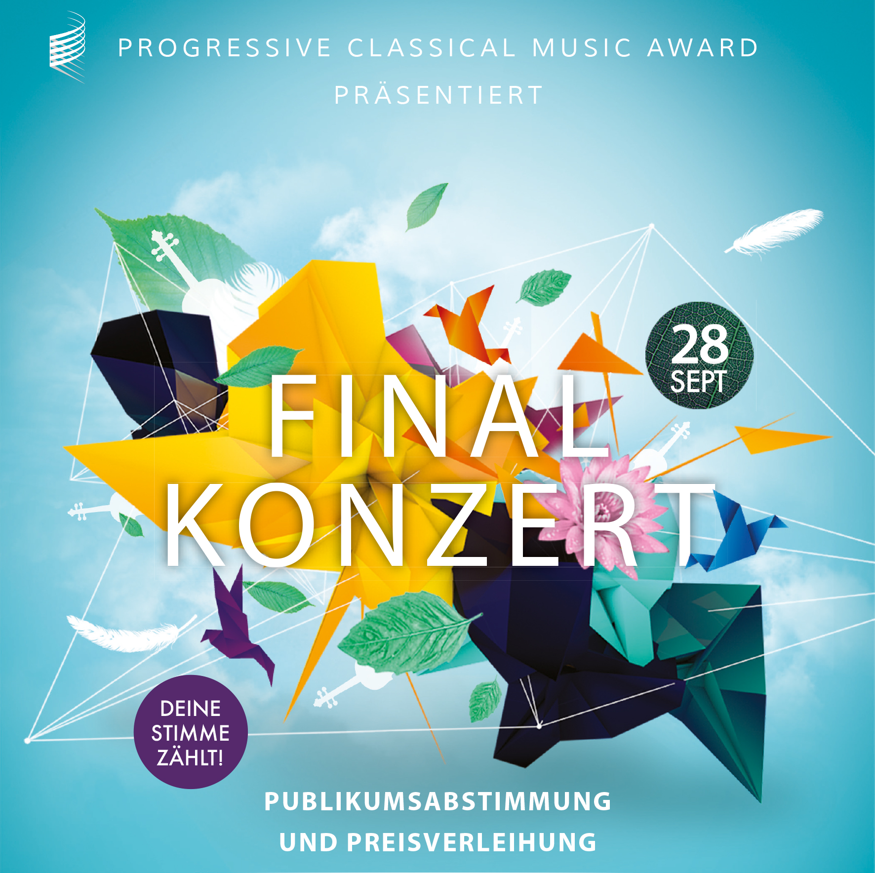 "Progressive Classical Music Award – Compose the ""excellent"